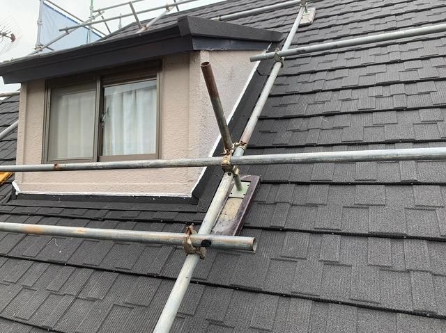 セネターの屋根