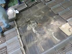 セメント瓦の雨漏り