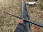 樹脂製桟木に銅線