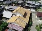 S型陶器瓦の屋根