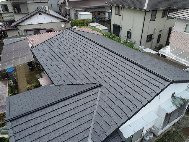 ルーガ鉄平の屋根