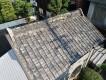 雨漏りする蔵の屋根