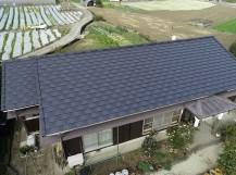 ルーガ鉄平屋根