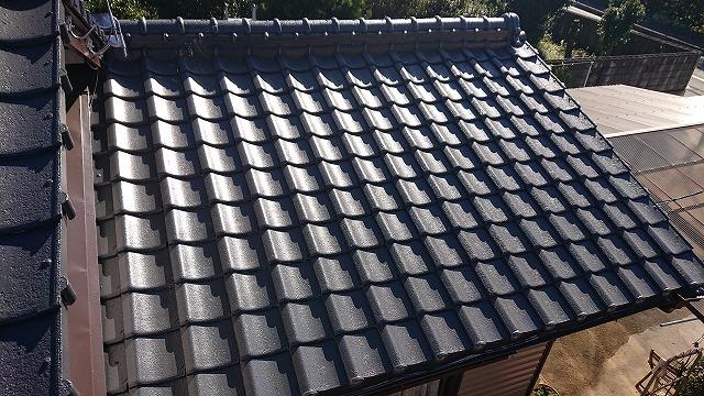和型スレート屋根