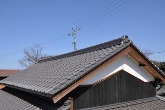 破風板取り替え外壁工事