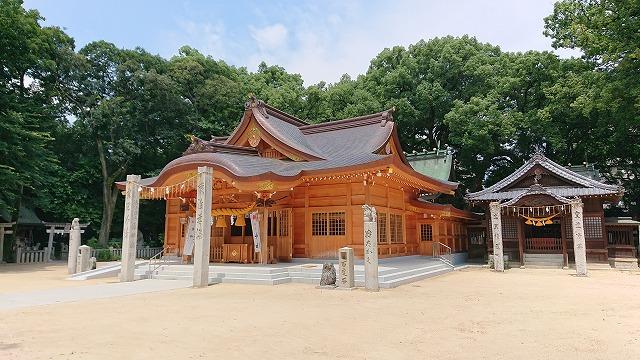 新居浜市の一宮神社