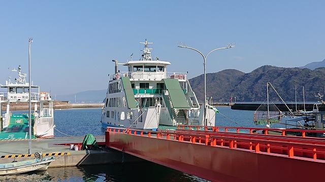 新居浜市の新居大島で門の改修工事の現場調査に行ってきました