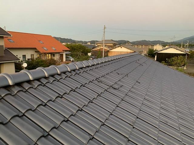 サンレイ屋根