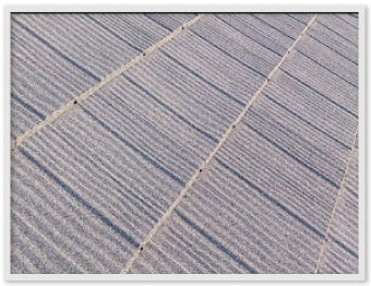 ストーンチップ鋼板の屋根材